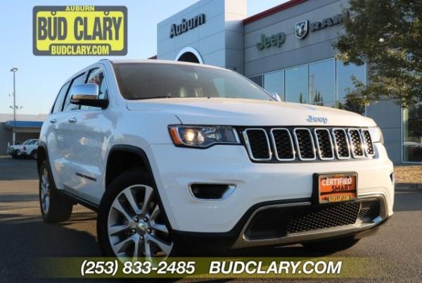 2017 Jeep Grand Cherokee in Auburn, WA