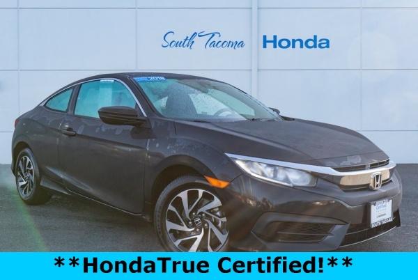 2018 Honda Civic in Tacoma, WA