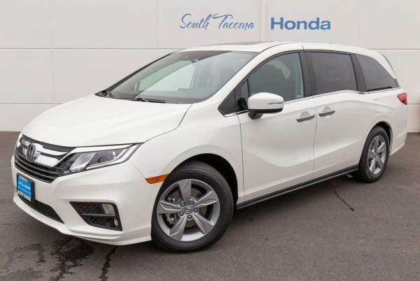 2020 Honda Odyssey in Tacoma, WA