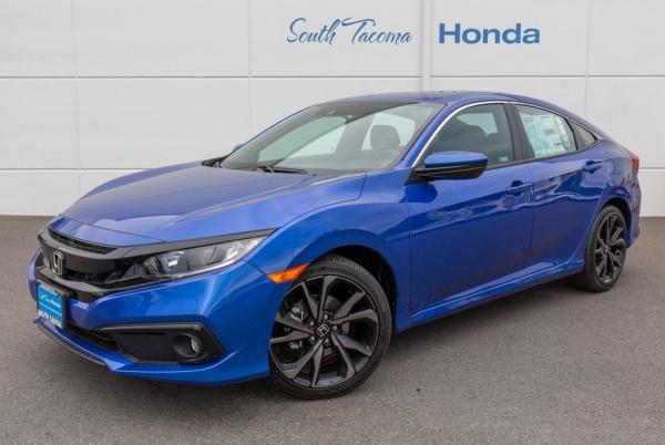 2019 Honda Civic in Tacoma, WA