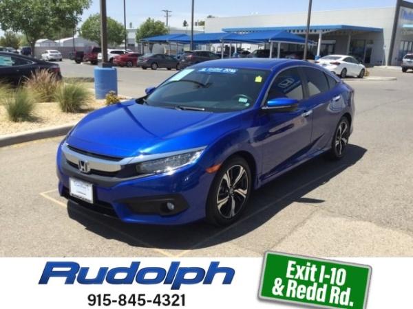 2016 Honda Civic in El Paso, TX
