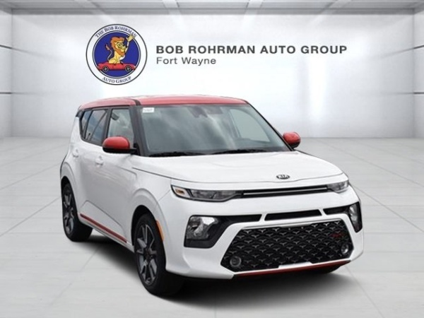 Fort Wayne Kia >> 2020 Kia Soul Gt Line Ivt For Sale In Fort Wayne In Truecar
