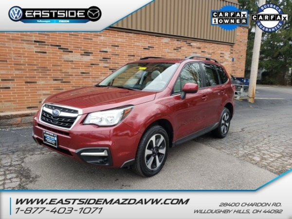 2017 Subaru Forester in Willoughby Hills, OH