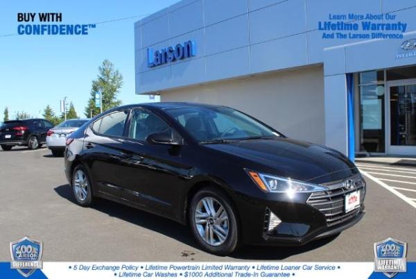 2020 Hyundai Elantra in Tacoma, WA