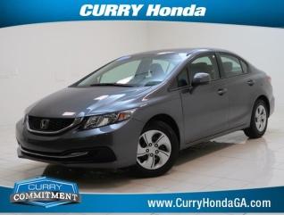 Used 2013 Honda Civic LX Sedan Automatic For Sale In Chamblee, GA