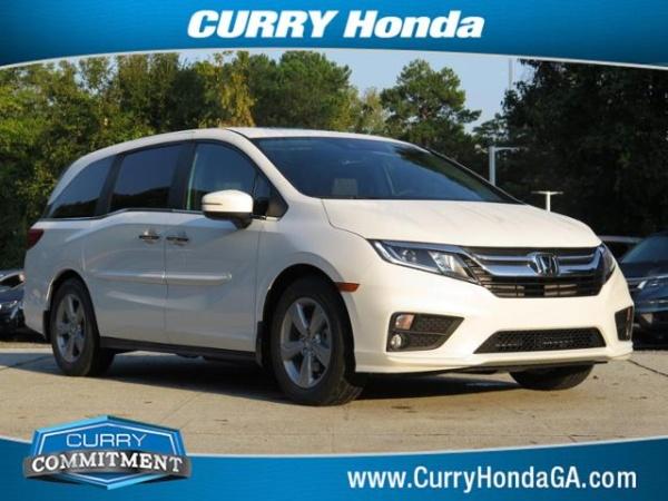 2020 Honda Odyssey in Chamblee, GA