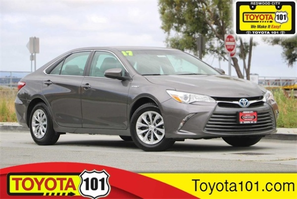 2017 Toyota Camry in Redwood City, CA