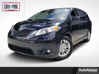 Used Toyota Sienna For Sale >> Used Toyota Siennas For Sale Truecar