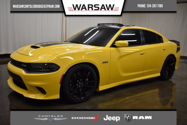 2017 Dodge Charger in Warsaw, IN