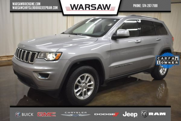 2018 Jeep Grand Cherokee in Warsaw, IN