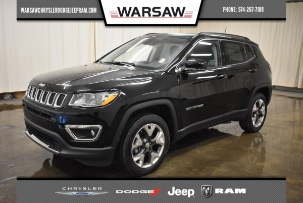 2020 Jeep Compass in Warsaw, IN