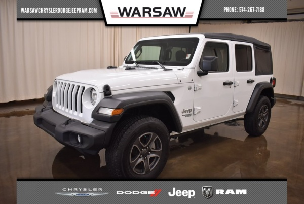 Used Jeep Wrangler For Sale In Indiana 469 Cars From 5 500