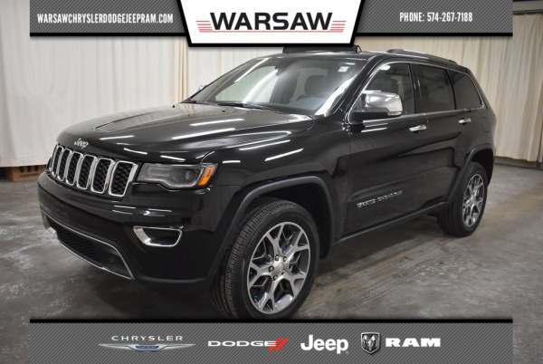 2020 Jeep Grand Cherokee in Warsaw, IN