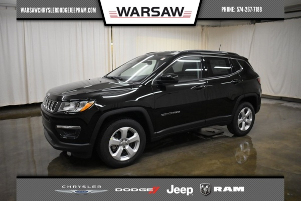 2019 Jeep Compass in Warsaw, IN