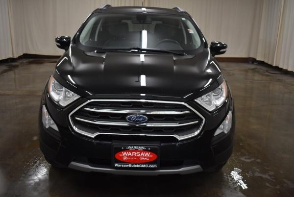 Warsaw Buick Gmc >> 2018 Ford Ecosport Titanium Fwd For Sale In Warsaw In Truecar