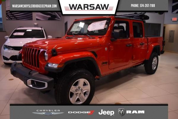 2020 Jeep Gladiator in Warsaw, IN