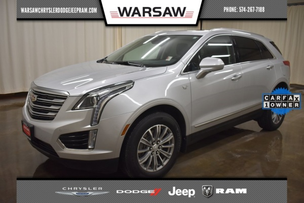 2017 Cadillac XT5 in Warsaw, IN