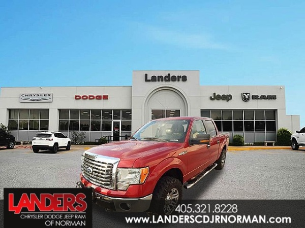 2011 Ford F-150 in Norman, OK
