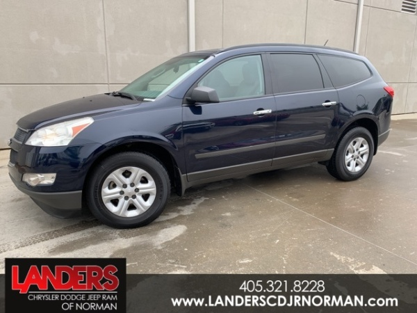 2012 Chevrolet Traverse in Norman, OK