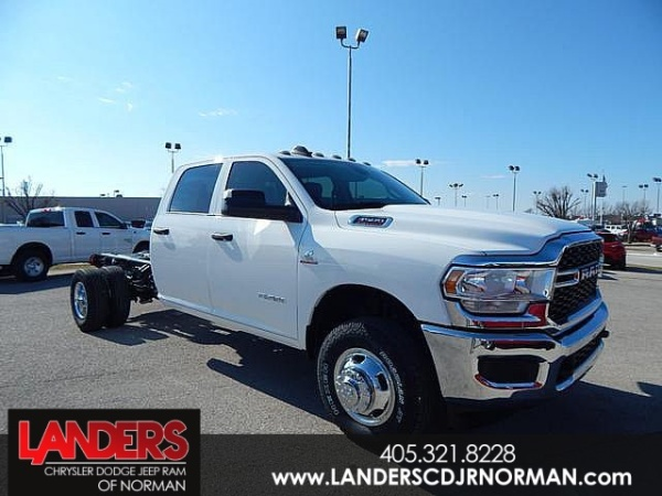 2020 Ram 3500 Chassis Cab in Norman, OK