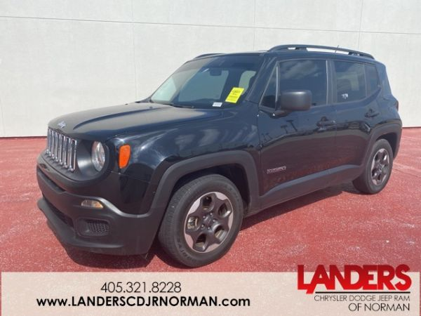 2017 Jeep Renegade in Norman, OK