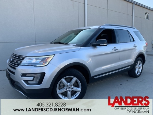 2017 Ford Explorer in Norman, OK