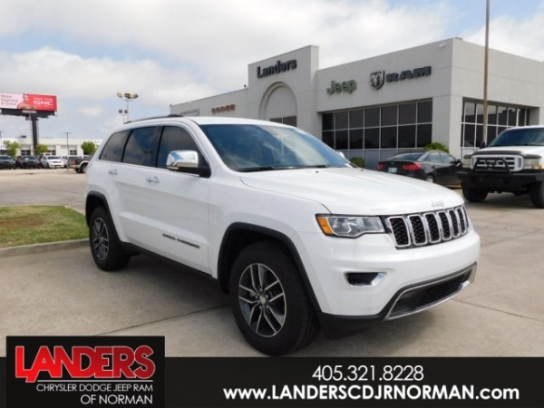 2018 Jeep Grand Cherokee in Norman, OK