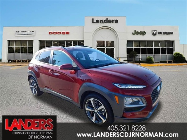 2018 Hyundai Kona in Norman, OK