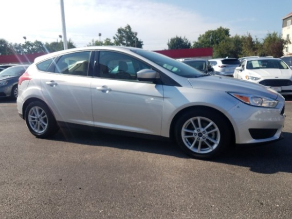2018 Ford Focus in Katy, TX