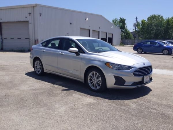 2019 Ford Fusion in Katy, TX