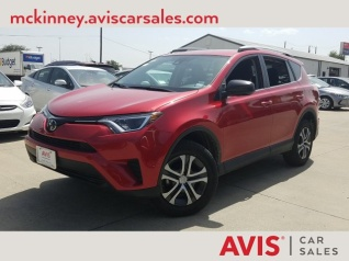 Used 2017 Toyota RAV4 LE FWD For Sale In McKinney, TX