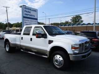 Ford Super Duty F  Lariat Crew Cab Wd For Sale