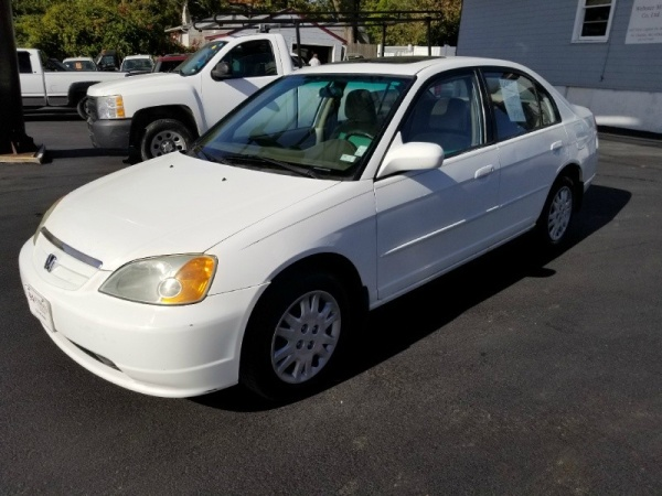 2001 Honda Civic EX Sedan Automatic
