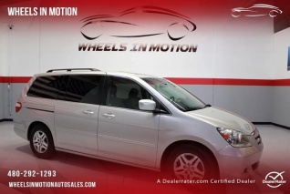 87cfdaf062 2005 Honda Odyssey EX-L with Rear Entertainment System for Sale in Tempe