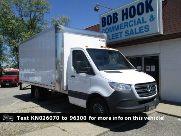 2019 Mercedes-Benz Sprinter Cab Chassis in Louisville, KY