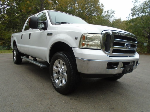 2006 Ford Super Duty F-350 King Ranch