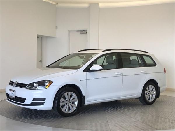 Elk Grove Vw >> 2017 Volkswagen Golf S Sportwagen 4motion Auto For Sale In Elk Grove