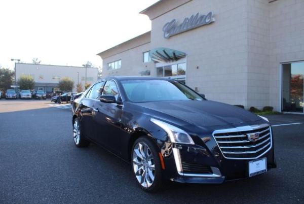 2019 Cadillac CTS Premium Luxury AWD
