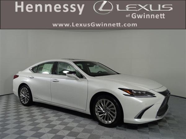 2019 Lexus ES ES 300h Luxury