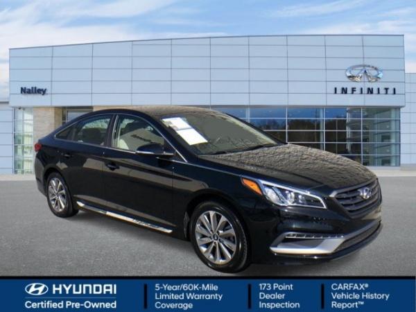 2017 Hyundai Sonata in Lithonia, GA
