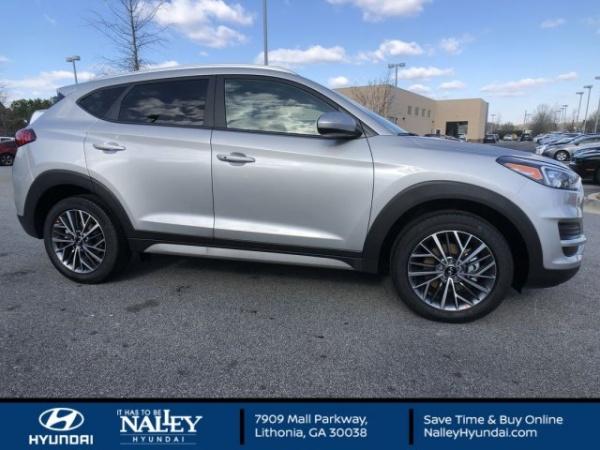 2020 Hyundai Tucson in Lithonia, GA