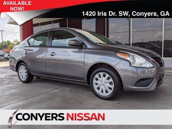 2019 Nissan Versa in Conyers, GA