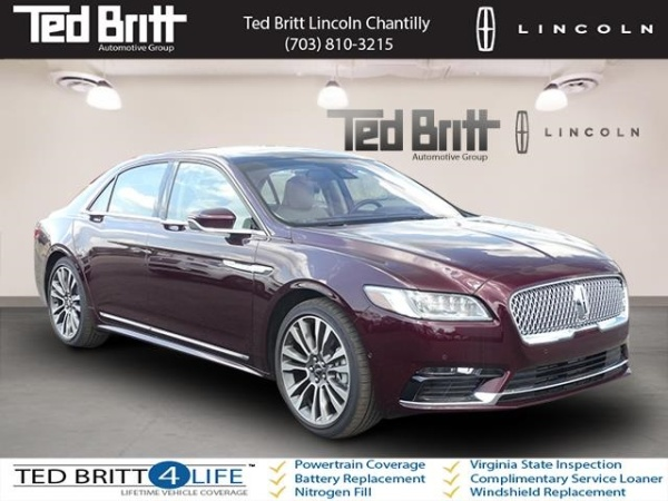 2019 Lincoln Continental in Chantilly, VA