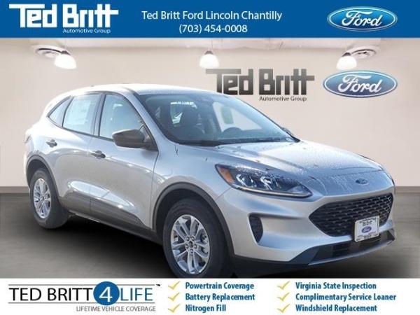 2020 Ford Escape in Chantilly, VA
