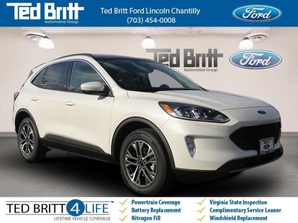 2020 Ford Escape in Chantilly, VA