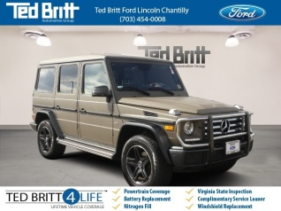 Used Mercedes-Benz G-Class for Sale in Temple Hills, MD   27