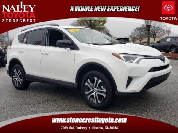 2018 Toyota RAV4 in Lithonia, GA