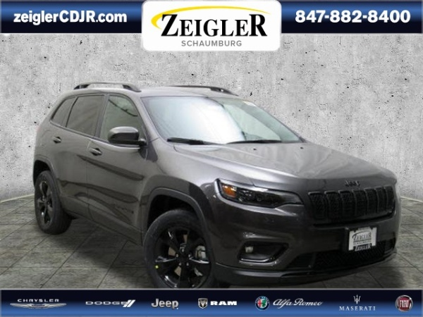 2020 Jeep Cherokee in Schaumburg, IL