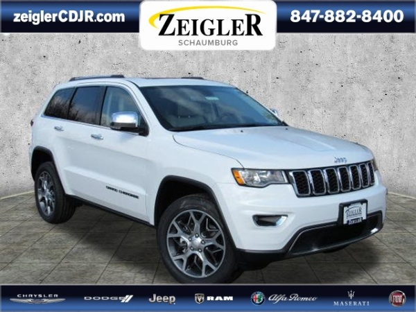 2020 Jeep Grand Cherokee in Schaumburg, IL