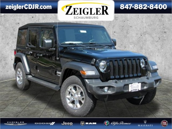 2020 Jeep Wrangler in Schaumburg, IL
